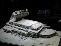 Link to Millenium Falcon studio model